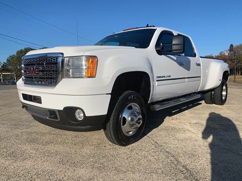 2013 GMC Sierra 3500HD for sale in Stokesdale, NC