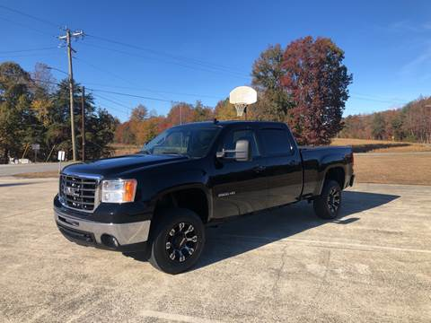 2010 GMC Sierra 2500HD for sale at Priority One Auto Sales in Stokesdale NC