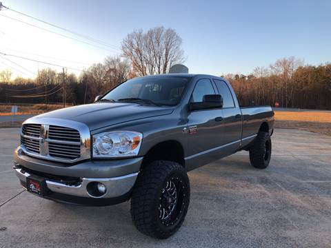 2008 Dodge Ram Pickup 2500 for sale at Priority One Auto Sales in Stokesdale NC