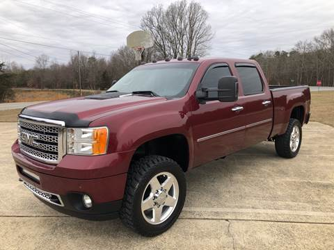 2013 GMC Sierra 2500HD for sale at Priority One Auto Sales in Stokesdale NC