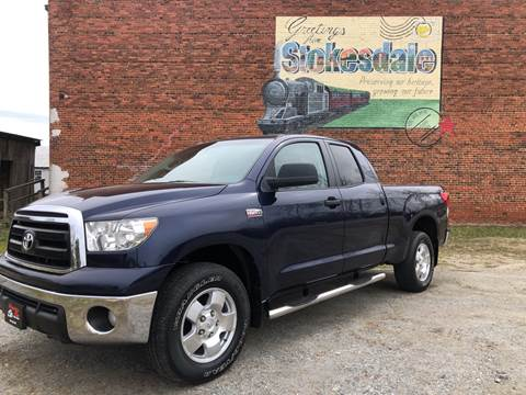 2010 Toyota Tundra for sale at Priority One Auto Sales in Stokesdale NC