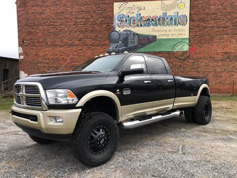 2011 RAM Ram Pickup 3500 for sale at Priority One Auto Sales in Stokesdale NC