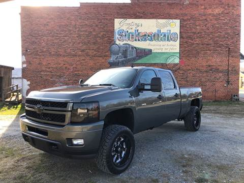 2011 Chevrolet Silverado 2500HD for sale at Priority One Auto Sales in Stokesdale NC