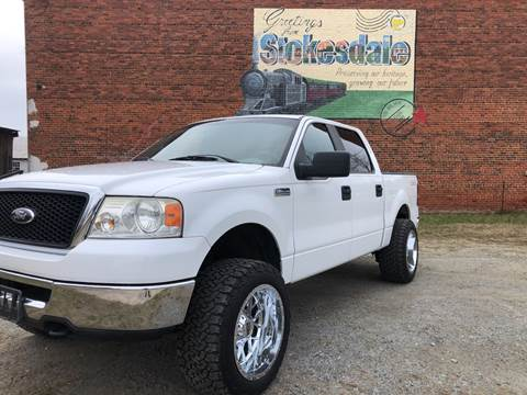 2007 Ford F-150 for sale at Priority One Auto Sales in Stokesdale NC
