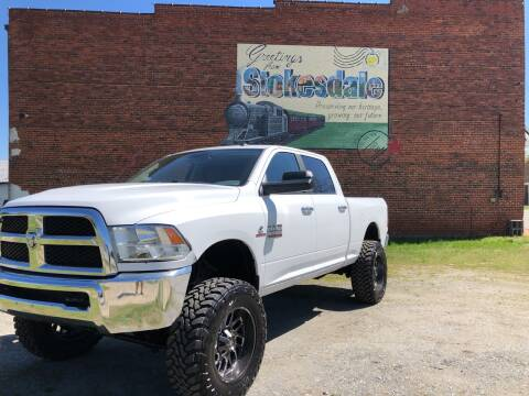 2015 RAM Ram Pickup 2500 for sale at Priority One Auto Sales in Stokesdale NC