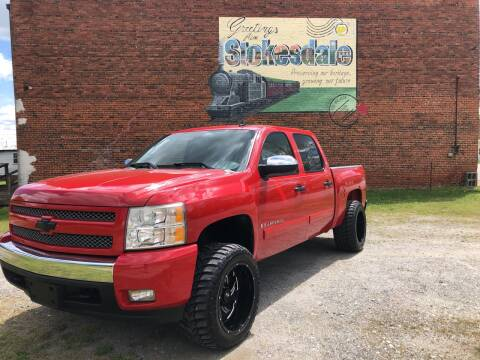 2008 Chevrolet Silverado 1500 for sale at Priority One Auto Sales in Stokesdale NC