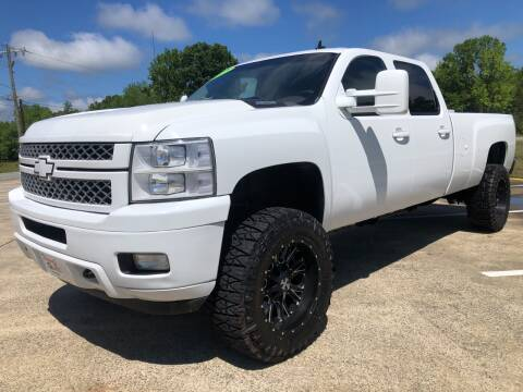 2013 Chevrolet Silverado 3500HD for sale at Priority One Auto Sales in Stokesdale NC