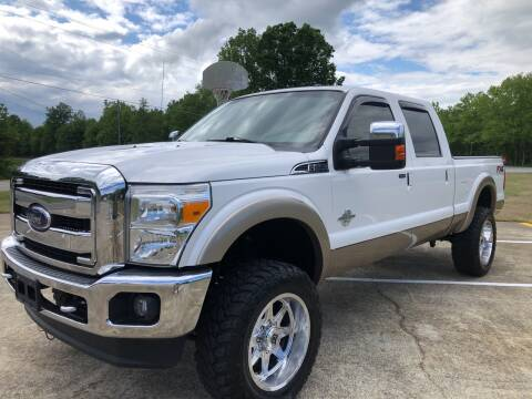 2014 Ford F-250 Super Duty for sale at Priority One Auto Sales in Stokesdale NC