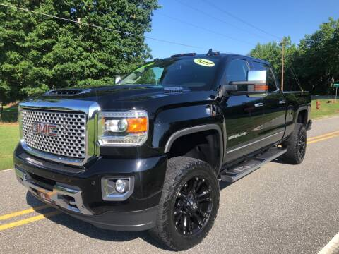 2017 GMC Sierra 2500HD for sale at Priority One Auto Sales in Stokesdale NC