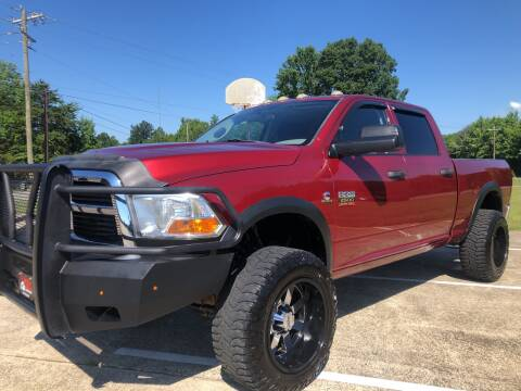 2011 RAM Ram Pickup 2500 for sale at Priority One Auto Sales in Stokesdale NC