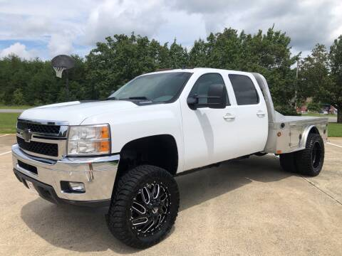 2014 Chevrolet Silverado 3500HD for sale at Priority One Auto Sales in Stokesdale NC