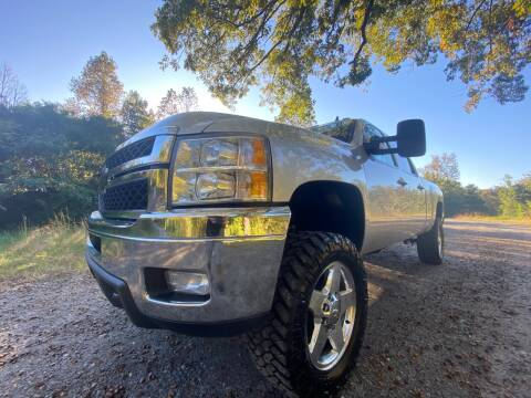 2013 Chevrolet Silverado 2500HD for sale at Priority One Auto Sales in Stokesdale NC