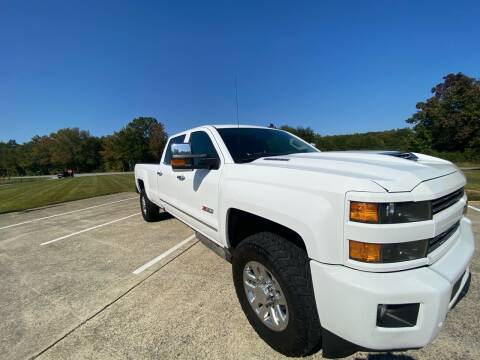 2017 Chevrolet Silverado 3500HD for sale at Priority One Auto Sales in Stokesdale NC