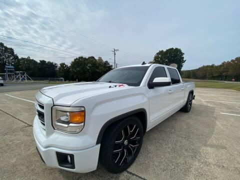 2015 GMC Sierra 1500 for sale at Priority One Auto Sales in Stokesdale NC