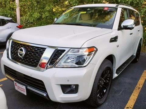2019 Nissan Armada for sale in Marlborough, MA