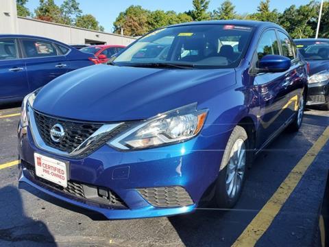 2018 Nissan Sentra for sale in Marlborough, MA