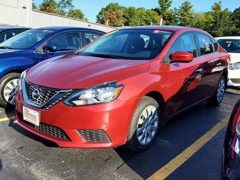 2017 Nissan Sentra for sale in Marlborough, MA