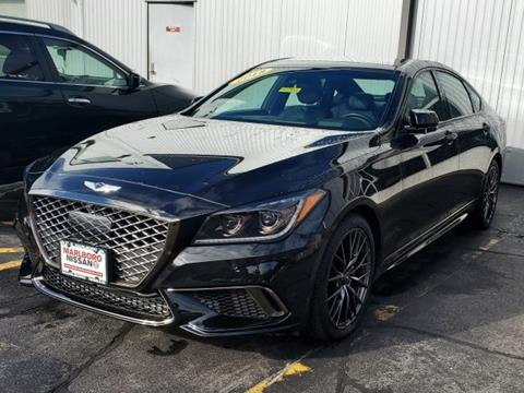 2018 Genesis G80 for sale in Marlborough, MA