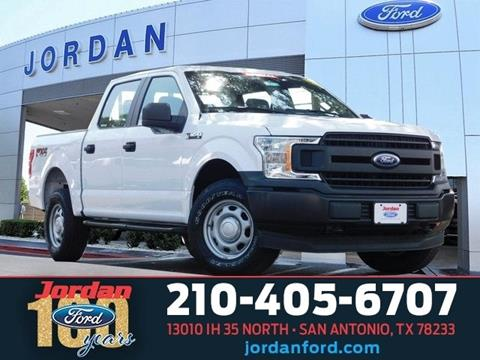 2018 Ford F-150 for sale in San Antonio, TX
