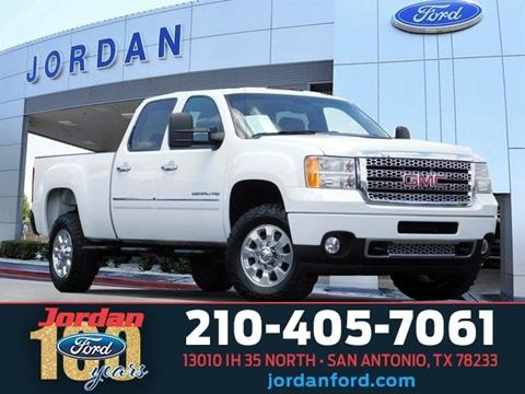 2013 GMC Sierra 2500HD for sale in San Antonio, TX