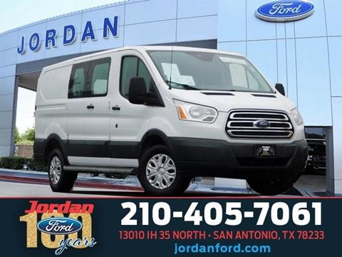 Ford Cargo Van For Sale >> 2018 Ford Transit Cargo For Sale In San Antonio Tx
