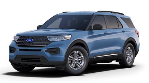2020 Ford Explorer for sale in San Antonio, TX