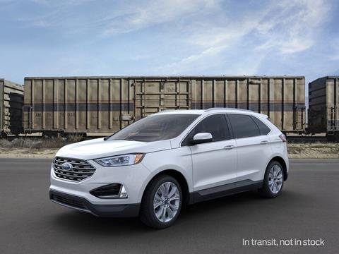 2019 Ford Edge for sale in San Antonio, TX
