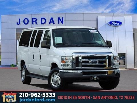 2014 Ford E-Series Wagon for sale in San Antonio, TX