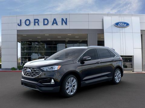 2019 Ford Edge for sale in San Antonio, TX