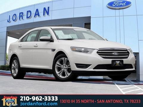 2016 Ford Taurus for sale in San Antonio, TX