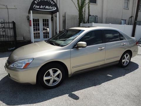 2003 Honda Accord for sale in Tampa, FL