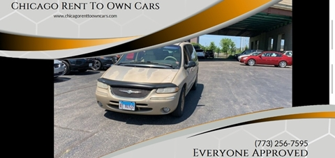 1998 Chrysler Town and Country for sale in Melrose Park, IL