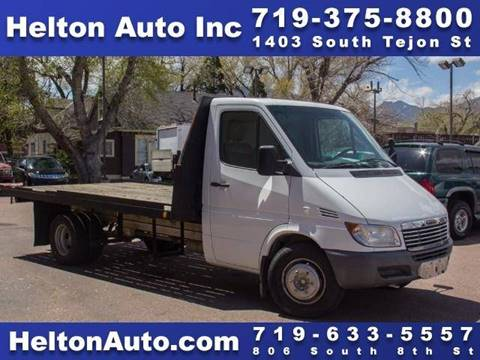 2005 Dodge Sprinter Cab Chassis for sale in Colorado Springs, CO