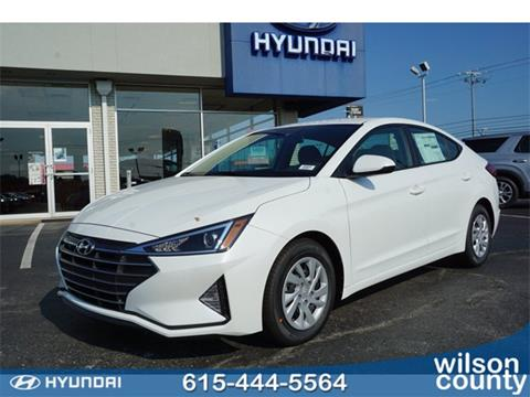 2020 Hyundai Elantra for sale in Lebanon, TN
