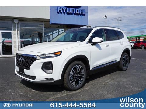 2020 Hyundai Santa Fe for sale in Lebanon, TN