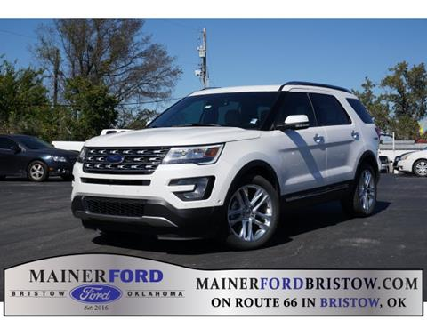 2017 Ford Explorer for sale in Bristow, OK