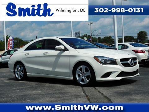 Mercedes Benz Of Wilmington >> 2016 Mercedes Benz Cla For Sale In Wilmington De