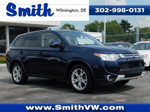2015 Mitsubishi Outlander for sale in Wilmington, DE
