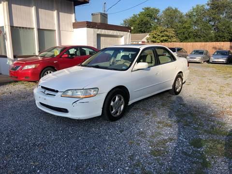 1998 Honda Accord for sale in Mount Crawford, VA
