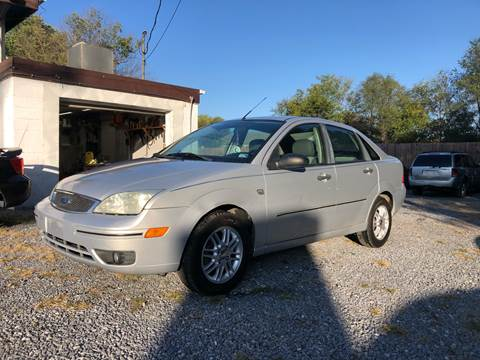 2007 Ford Focus for sale in Mount Crawford, VA
