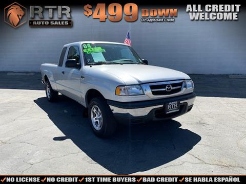 2004 Mazda B-Series Truck for sale in Upland, CA