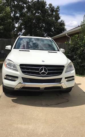2012 Mercedes-Benz M-Class for sale in Pensacola, FL