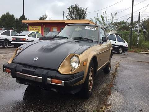 1980 Nissan 280ZX for sale in Pensacola, FL