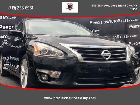 Used Cars Long Island Ny >> 2015 Nissan Altima For Sale In Long Island City Ny