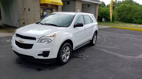Used Cars Lansing Mi >> 2011 Chevrolet Equinox For Sale In Lansing Mi