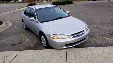 1999 Honda Accord for sale in Lansing, MI