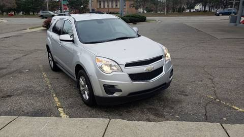 2011 Chevrolet Equinox for sale in Lansing, MI