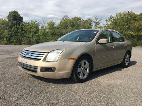 2007 Ford Fusion for sale in Ringgold, GA