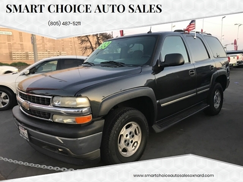 2005 Chevrolet Tahoe For Sale In Oxnard Ca