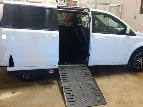 2018 Dodge Grand Caravan for sale in Jackson, TN